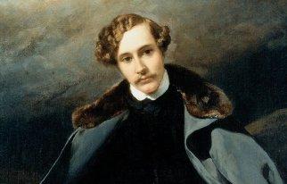 Mister Elegenza (Horace Vernet, Ritratto del Principe Barjatinskij, 1837)