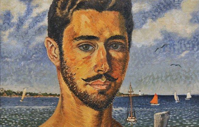 Mister Simpatia (Albert Friscia, Ritratto d'uomo, 1936)