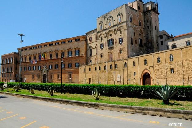 il Palazzo reale (o Palazzo dei Normanni)