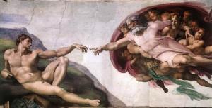 La_creación_de_Adán